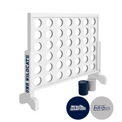 New Hampshire Wildcats Victory Connect 4