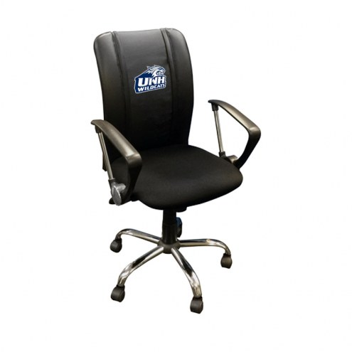 New Hampshire Wildcats XZipit Curve Desk Chair