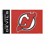 New Jersey Devils 3' x 5' Flag