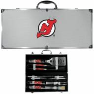 New Jersey Devils 8 Piece Tailgater BBQ Set
