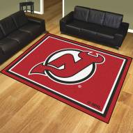 New Jersey Devils 8' x 10' Area Rug