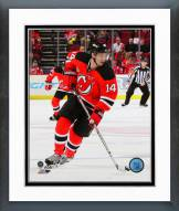 New Jersey Devils Adam Henrique Action Framed Photo