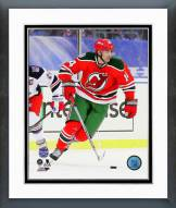 New Jersey Devils Adam Henrique NHL Stadium Series Framed Photo