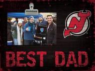 New Jersey Devils Best Dad Clip Frame