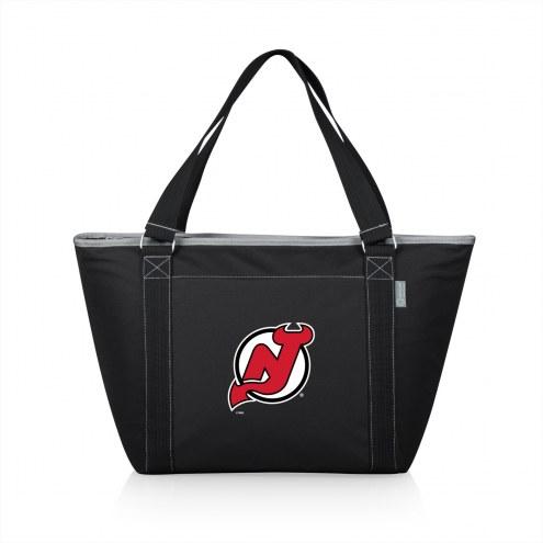 New Jersey Devils Black Topanga Cooler Tote