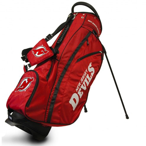 New Jersey Devils Fairway Golf Carry Bag