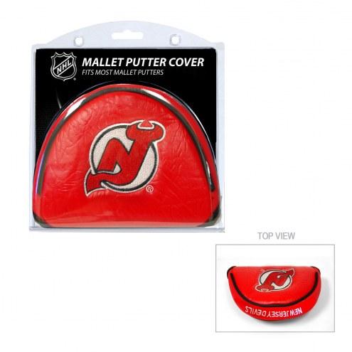 New Jersey Devils Golf Mallet Putter Cover
