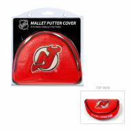 New Jersey Devils Golf Mallet Putter Cover