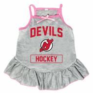 New Jersey Devils Gray Dog Dress