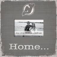 New Jersey Devils Home Picture Frame