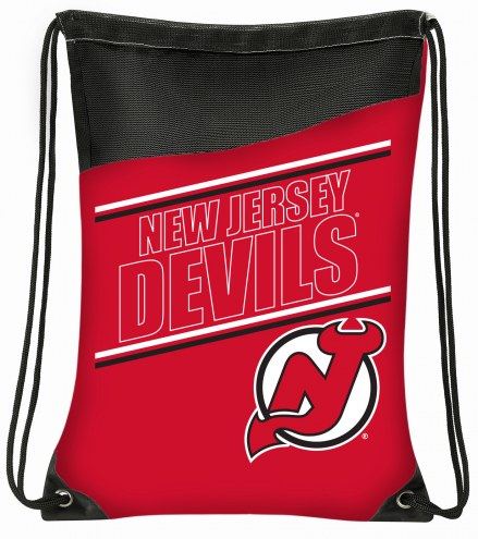New Jersey Devils Incline Backsack