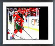 New Jersey Devils Jaromir Jagr NHL Stadium Series Framed Photo