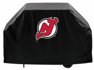 New Jersey Devils Logo Grill Cover