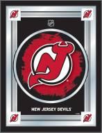 New Jersey Devils Logo Mirror