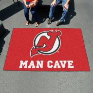 New Jersey Devils Man Cave Ulti-Mat Rug