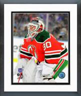 New Jersey Devils Martin Brodeur NHL Stadium Series Framed Photo