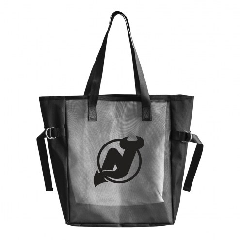 New Jersey Devils Mesh Tailgate Tote