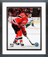 New Jersey Devils Mike Cammalleri Action Framed Photo