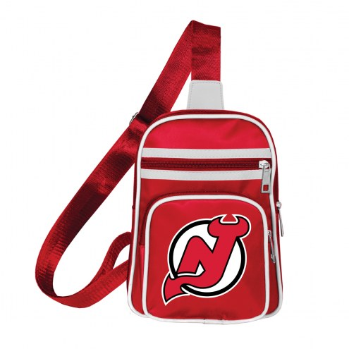 New Jersey Devils Mini Cross Sling Bag