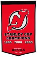 New Jersey Devils NHL Dynasty Banner