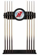 New Jersey Devils Pool Cue Rack