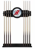 New Jersey Devils Pool Cue Rack