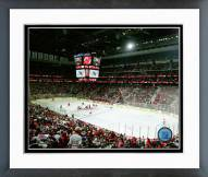 New Jersey Devils Prudential Center Framed Photo