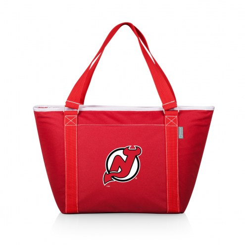 New Jersey Devils Red Topanga Cooler Tote