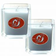 New Jersey Devils Scented Candle Set