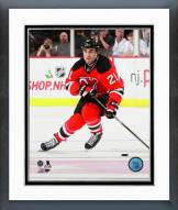New Jersey Devils Scott Gomez Action Framed Photo