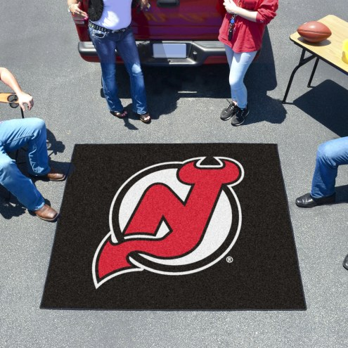 New Jersey Devils Tailgate Mat