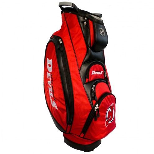 New Jersey Devils Victory Golf Cart Bag