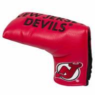 New Jersey Devils Vintage Golf Blade Putter Cover