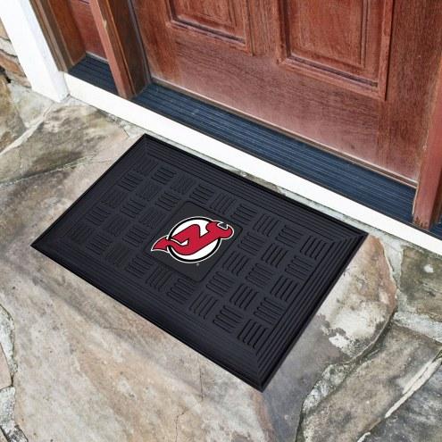 New Jersey Devils Vinyl Door Mat