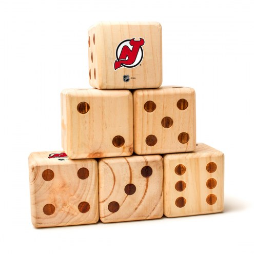 New Jersey Devils Yard Dice