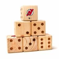 New Jersey Devils Yard Dice