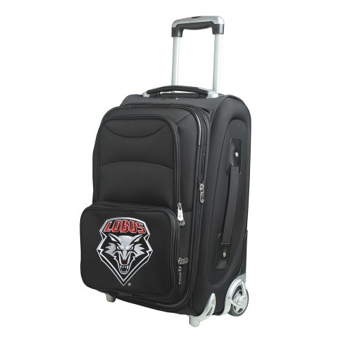 """New Mexico Lobos 21"""" Carry-On Luggage"""