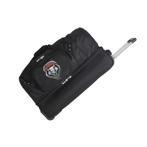 "New Mexico Lobos 27"" Drop Bottom Wheeled Duffle Bag"