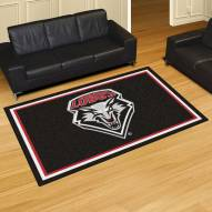 New Mexico Lobos 5' x 8' Area Rug