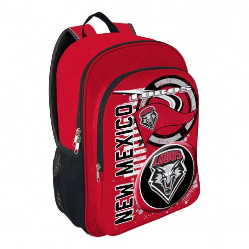 New Mexico Lobos Accelerator Backpack