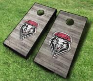 New Mexico Lobos Cornhole Board Set