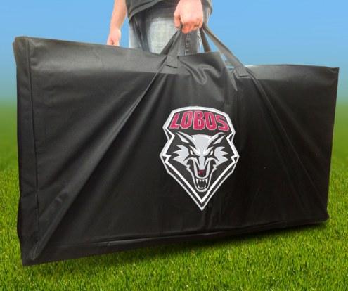 New Mexico Lobos Cornhole Carry Case