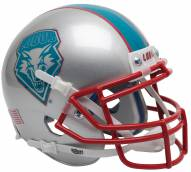 New Mexico Lobos Alternate 1 Schutt Mini Football Helmet