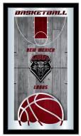 New Mexico Lobos Basketball Mirror