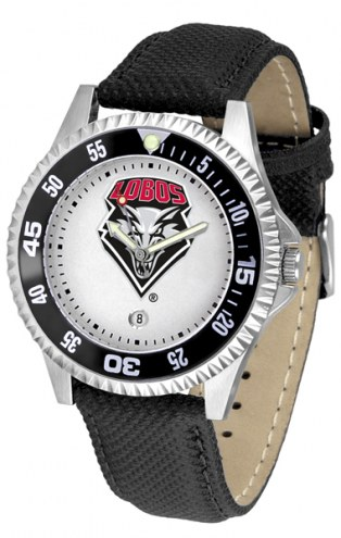 New Mexico Lobos Competitor Men's Watch