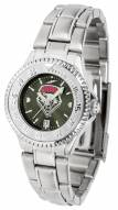 New Mexico Lobos Competitor Steel AnoChrome Women's Watch