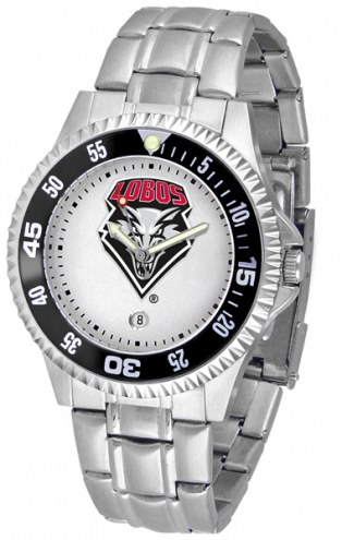 New Mexico Lobos Competitor Steel Men's Watch