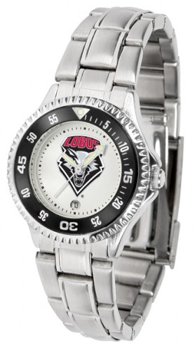 New Mexico Lobos Competitor Steel Women's Watch