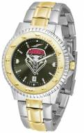 New Mexico Lobos Competitor Two-Tone AnoChrome Men's Watch