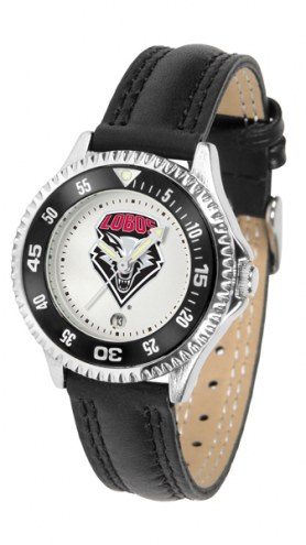 New Mexico Lobos Competitor Women's Watch